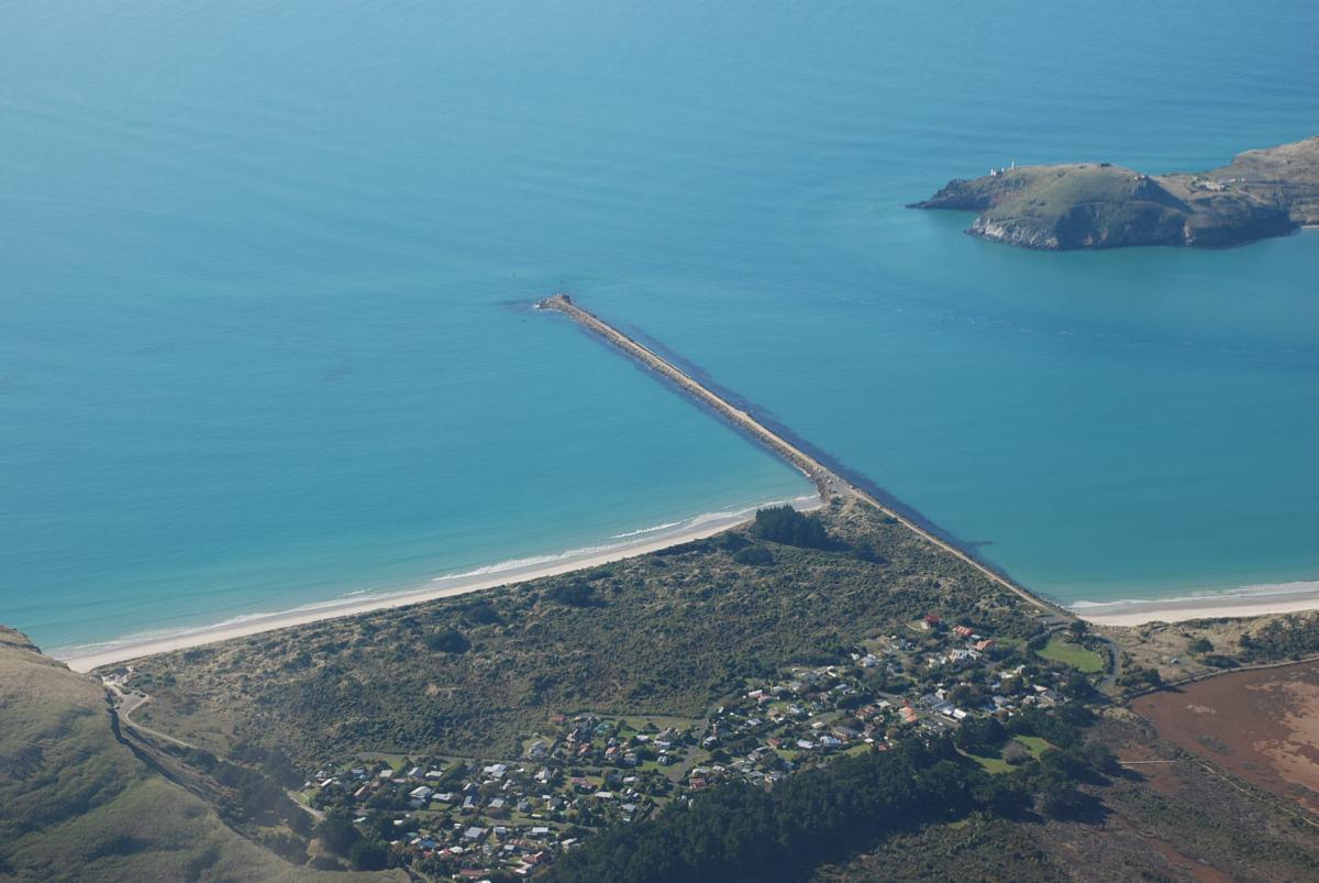Aromoana - Dunedin Harbour