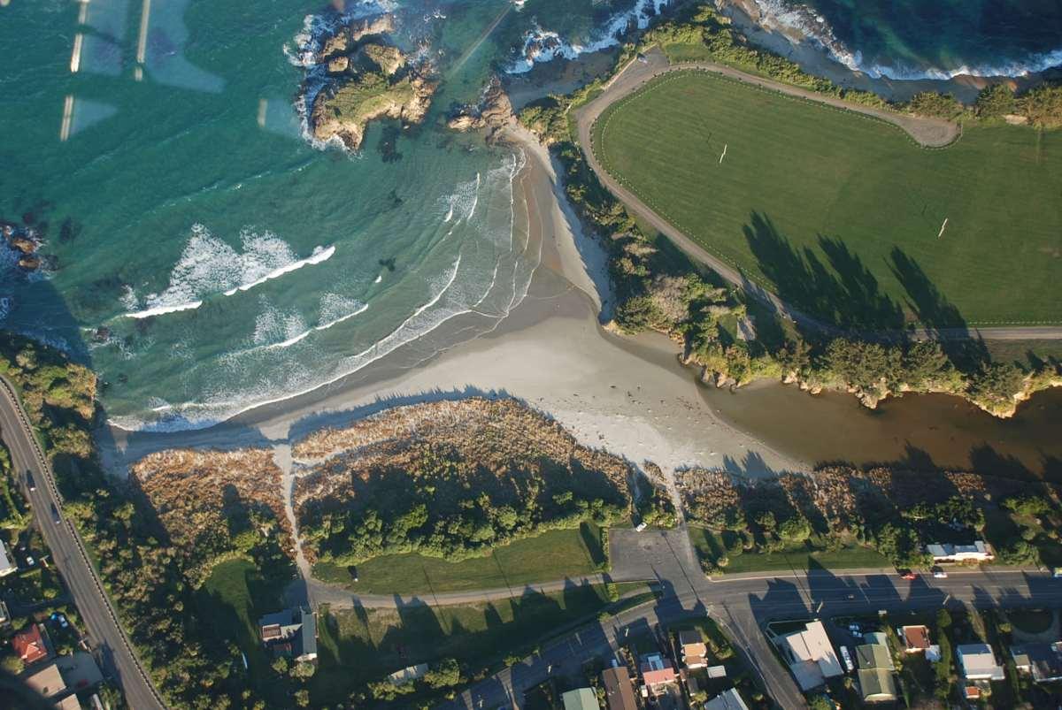 Dunedin's south coast