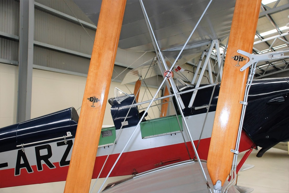 Croydon Aviation Heritage Centre Mandaville